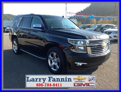 2015 Chevrolet Tahoe for sale in Morehead KY