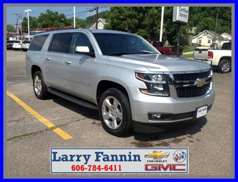2015 Chevrolet Suburban for sale in Morehead, KY