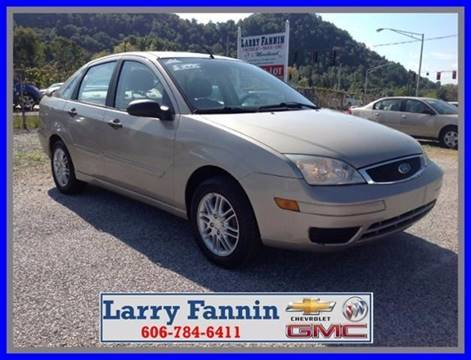 2006 Ford Focus for sale in Morehead KY