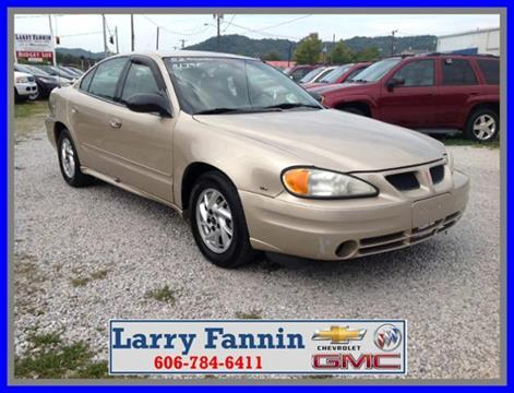 2003 Pontiac Grand Am for sale in Morehead KY