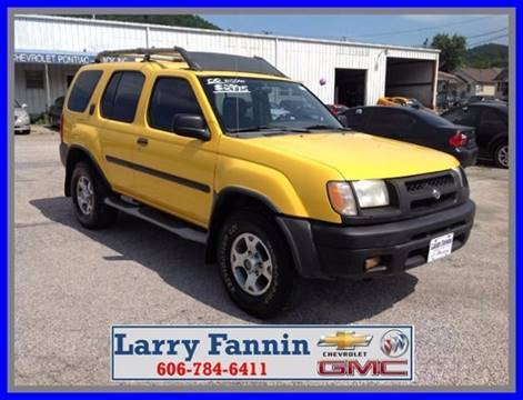 2000 Nissan Xterra for sale in Morehead KY