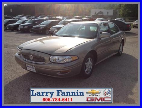 2001 Buick LeSabre for sale in Morehead, KY