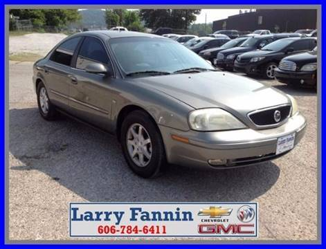 2002 Mercury Sable for sale in Morehead, KY