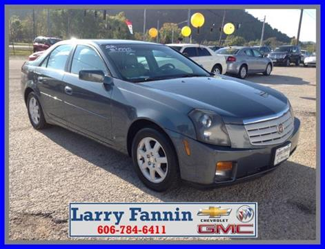 2006 Cadillac CTS for sale in Morehead, KY