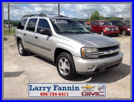 2005 Chevrolet TrailBlazer EXT for sale in Morehead, KY