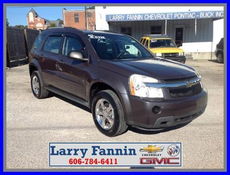 2007 Chevrolet Equinox for sale in Morehead KY