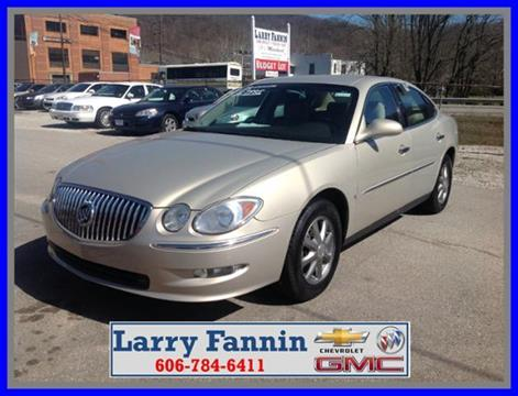 2009 Buick LaCrosse for sale in Morehead, KY