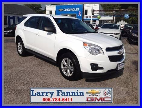 2011 Chevrolet Equinox for sale in Morehead, KY