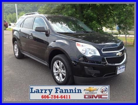 2013 Chevrolet Equinox for sale in Morehead KY