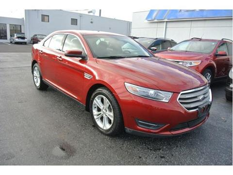 2013 Ford Taurus for sale in Marion, OH