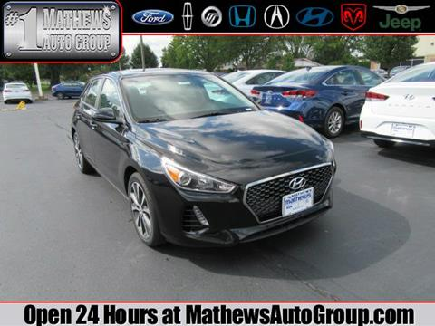 2018 Hyundai Elantra GT for sale in Marion, OH