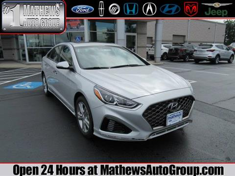 2018 Hyundai Sonata for sale in Marion, OH