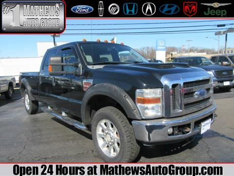 2008 Ford F-250 Super Duty for sale in Marion, OH