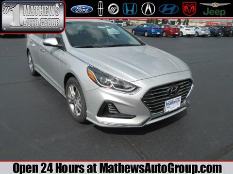2018 Hyundai Sonata for sale in Marion OH