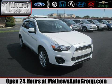 2014 Mitsubishi Outlander Sport for sale in Marion OH