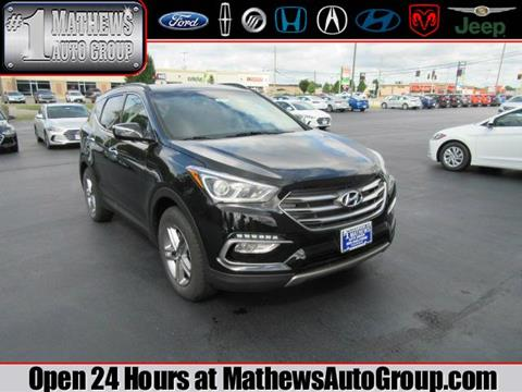 2018 Hyundai Santa Fe Sport for sale in Marion OH