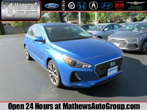 2018 Hyundai Elantra GT for sale in Marion OH