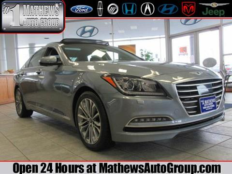 2017 Genesis G80 for sale in Marion OH