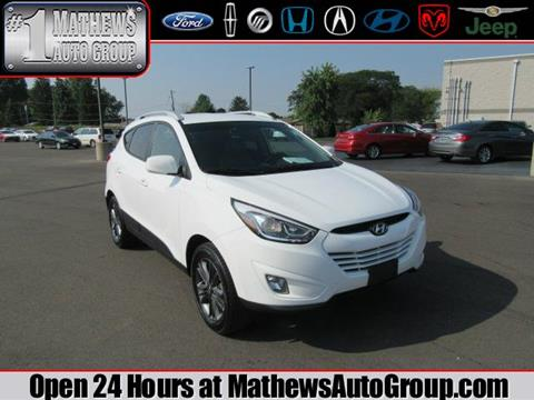 2014 Hyundai Tucson for sale in Marion OH