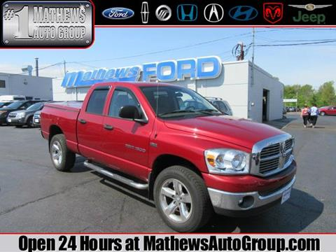 2007 Dodge Ram Pickup 1500 for sale in Marion OH