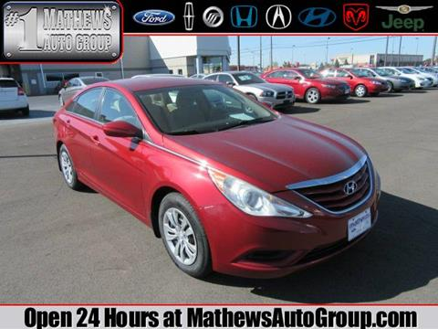 2012 Hyundai Sonata for sale in Marion, OH