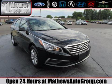 2016 Hyundai Sonata for sale in Marion OH