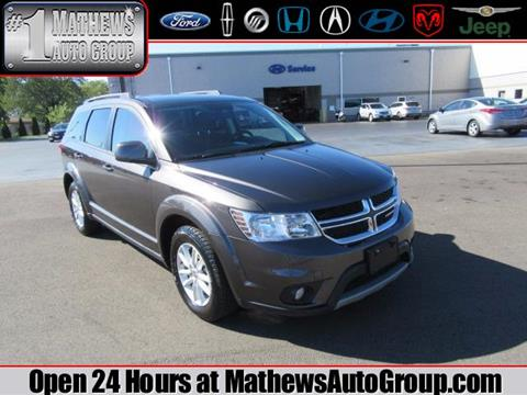 2017 Dodge Journey for sale in Marion, OH