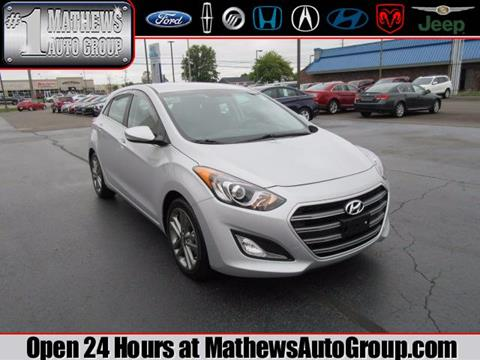 2016 Hyundai Elantra GT for sale in Marion, OH