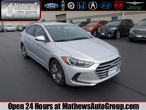 2018 Hyundai Elantra for sale in Marion OH