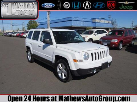 2016 Jeep Patriot for sale in Marion OH