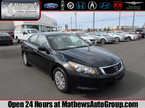 2009 Honda Accord for sale in Marion, OH