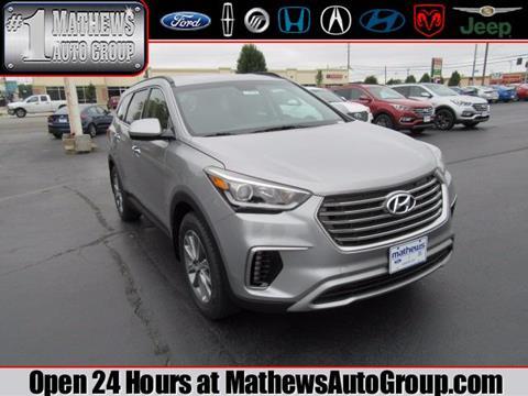 2018 Hyundai Santa Fe for sale in Marion, OH