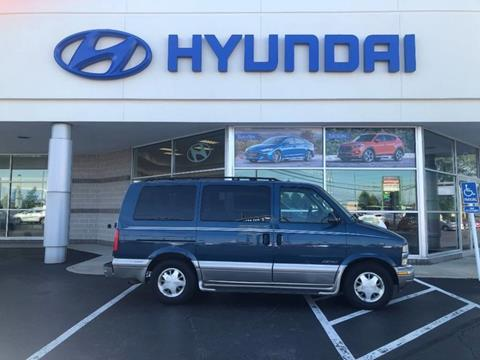 2002 Chevrolet Astro for sale in Marion, OH