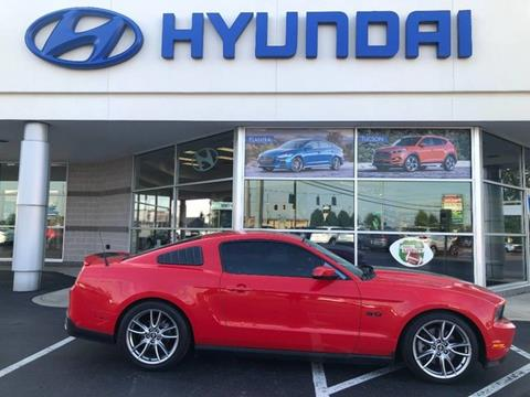 2011 Ford Mustang for sale in Marion, OH