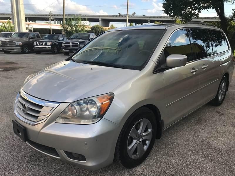 2008 Honda Odyssey For Sale At M U0026 J Motor Sports In Houston TX