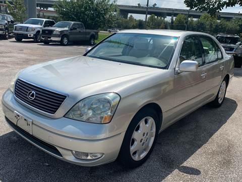 2003 Lexus Ls430 >> 2003 Lexus Ls 430 For Sale In Houston Tx