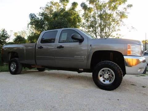 2008 Chevrolet Silverado 3500HD for sale in Round Rock, TX