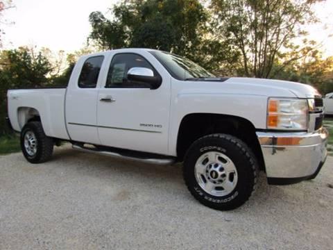 2012 Chevrolet Silverado 2500HD for sale in Round Rock, TX