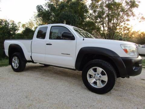 2008 Toyota Tacoma for sale in Round Rock, TX