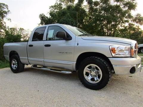 2007 Dodge Ram Pickup 1500 for sale in Round Rock, TX