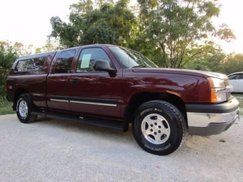 2003 Chevrolet Silverado 1500 for sale in Round Rock, TX