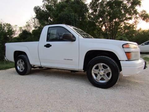 2005 Chevrolet Colorado for sale in Round Rock, TX