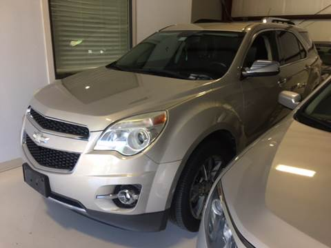 2011 Chevrolet Equinox for sale in Frisco TX