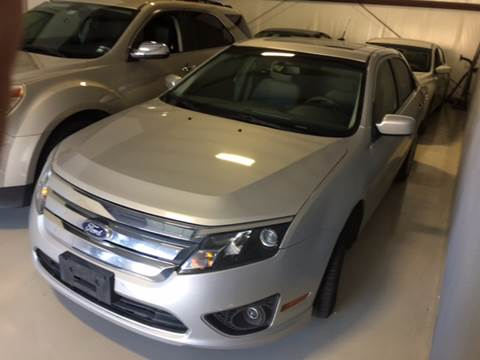 2011 Ford Fusion for sale in Frisco, TX