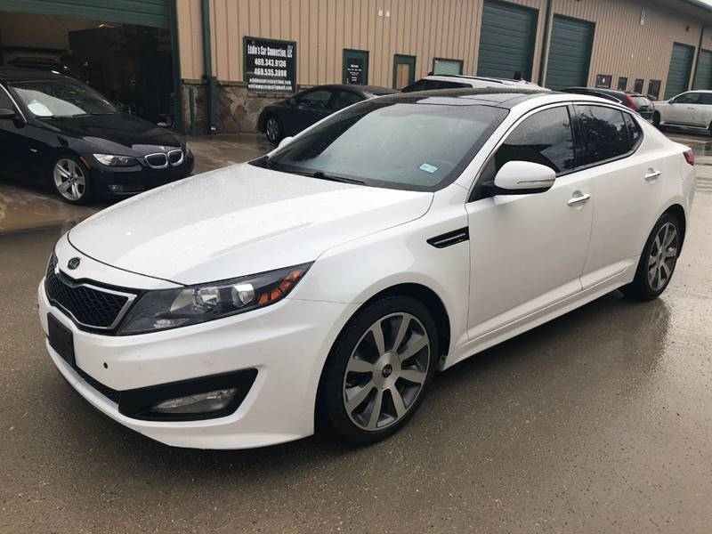 2012 Kia Optima For Sale At Eddieu0027s Car Connection In Frisco TX
