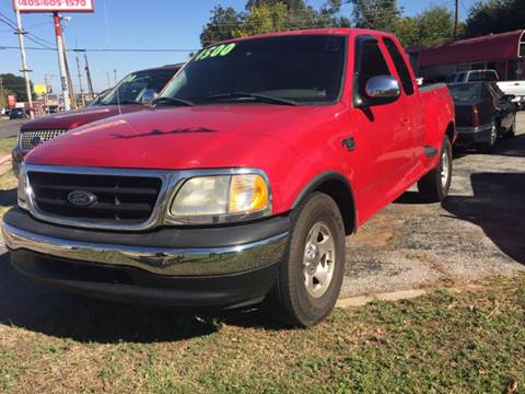 2000 Ford F-150 for sale in Oklahoma City, OK