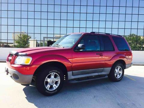 2003 Ford Explorer Sport for sale in Pensacola FL