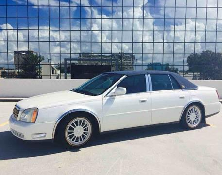 2003 Cadillac DeVille for sale in Pensacola FL