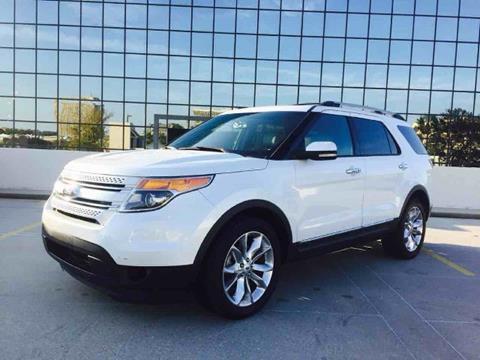 2013 Ford Explorer for sale in Pensacola, FL
