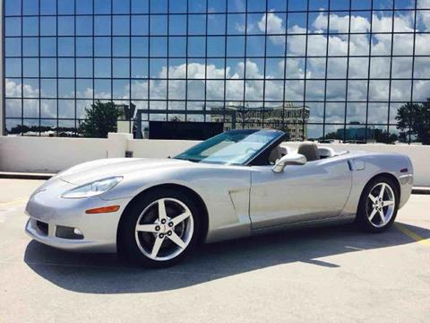 2005 Chevrolet Corvette for sale in Pensacola, FL